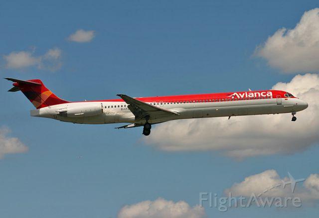 McDonnell Douglas MD-80 (ELCF20)