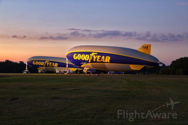 Unknown/Generic Airship (N2A) - Goodyear