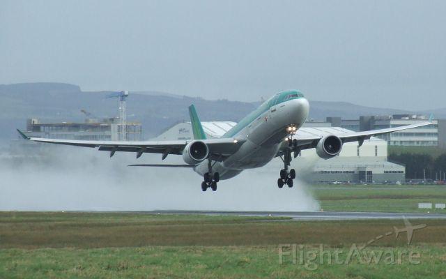 Airbus A330-300 (EI-LAX)