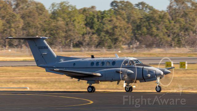 Beechcraft Super King Air 200 (N50088)
