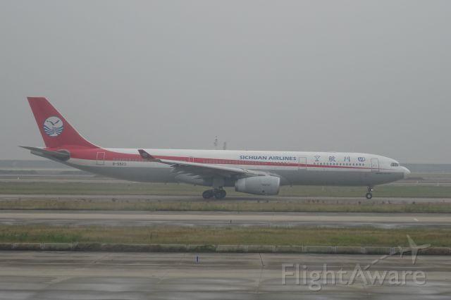 Airbus A330-300 (B-5923)