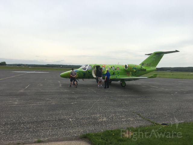 Cessna Citation M2 (N1RD)