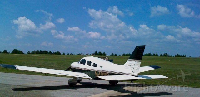 Beechcraft 35 Bonanza (N48PR)