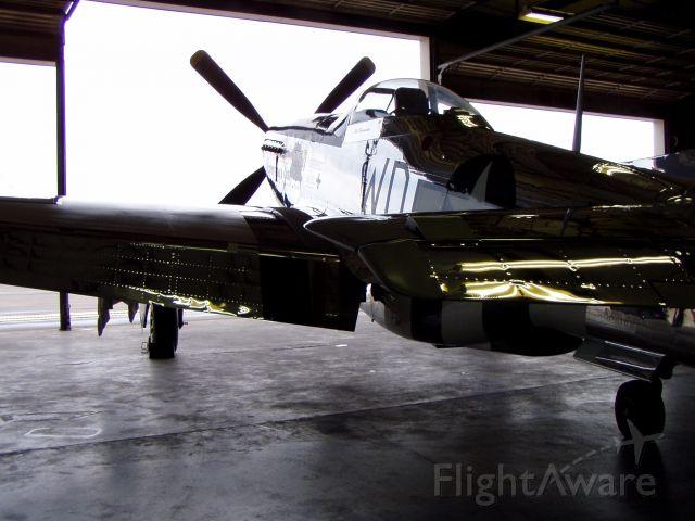 — — - Glamorous Gal before airshow at KLNS