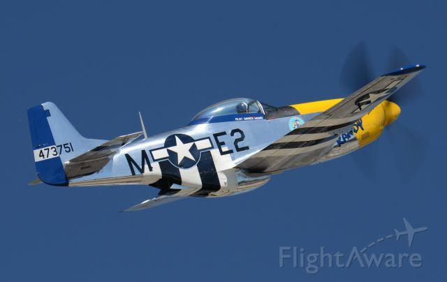 North American P-51 Mustang (N5444V)