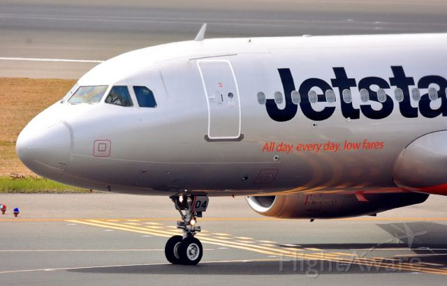 Airbus A320 (JA04JJ) - Chubu Centrair International Airport on Apr.9.2016.Nikon D7200. SIGMA Contemporary. Posted via the iPhone 6. #aviationphotography #airplanephotography