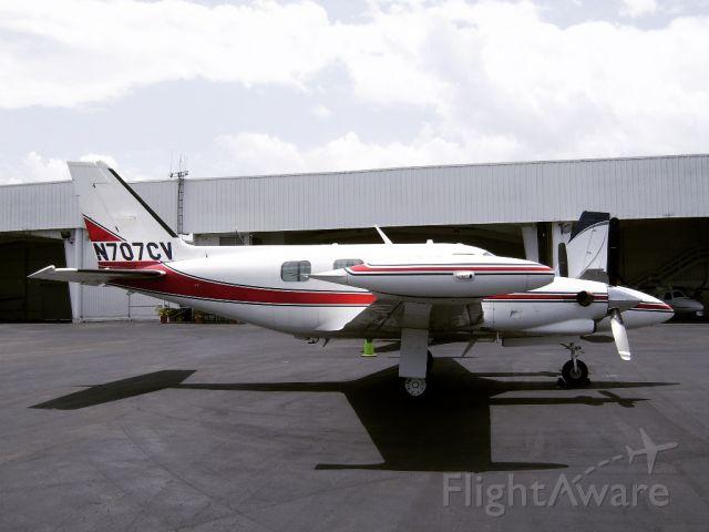 Piper Cheyenne (N707CV)