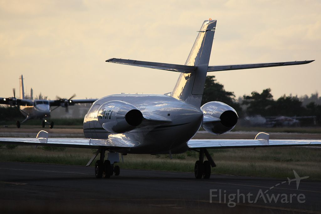 Dassault Falcon 20 (N243FJ)