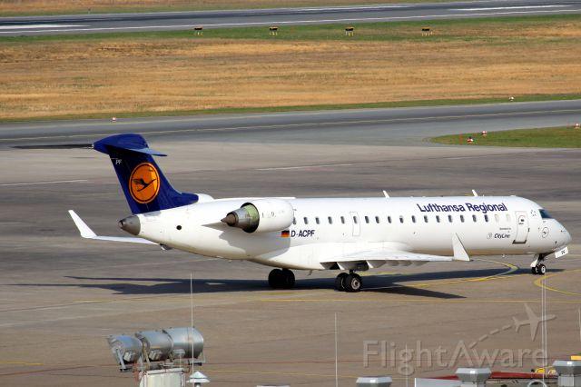 Canadair Regional Jet CRJ-700 (D-ACBF)