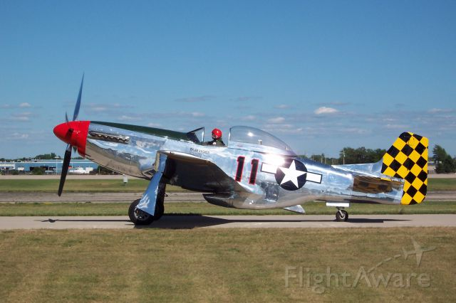 North American P-51 Mustang — - EAA 2005 P-51D
