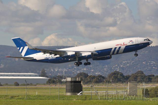 Ilyushin Il-96 (RA-96102) - Adelaide, South Australia, July 3, 2010.