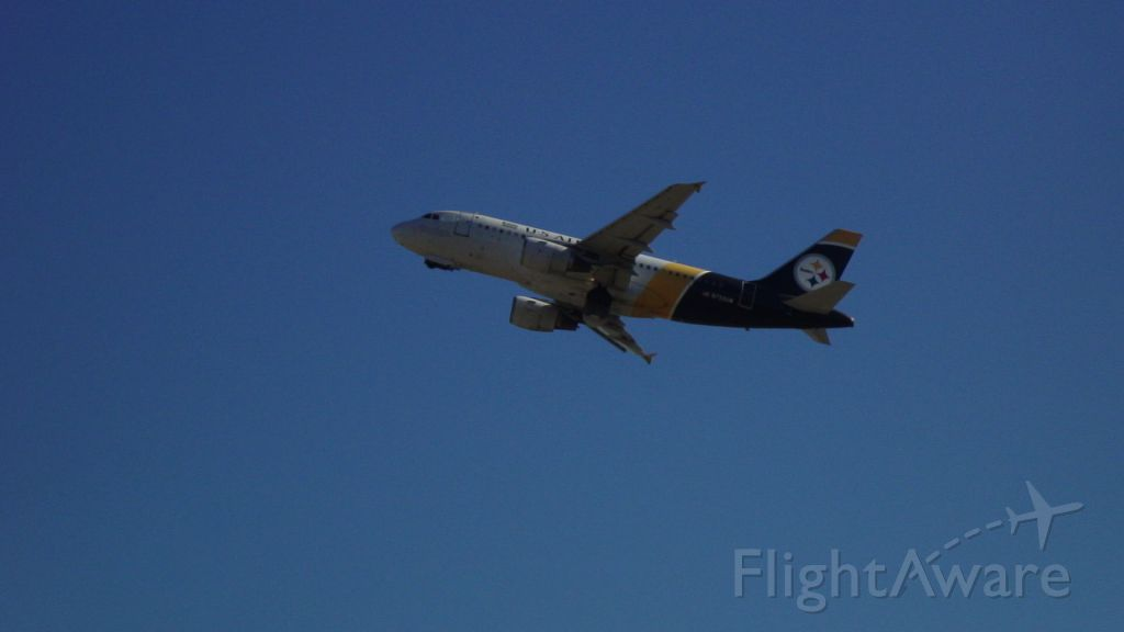 N733UW — - This picture was taken at the Charlotte Airport Overlook.