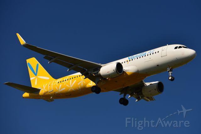 Airbus A320 (JA04VA)