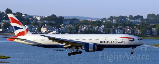 Boeing 777 (G-VIIL)