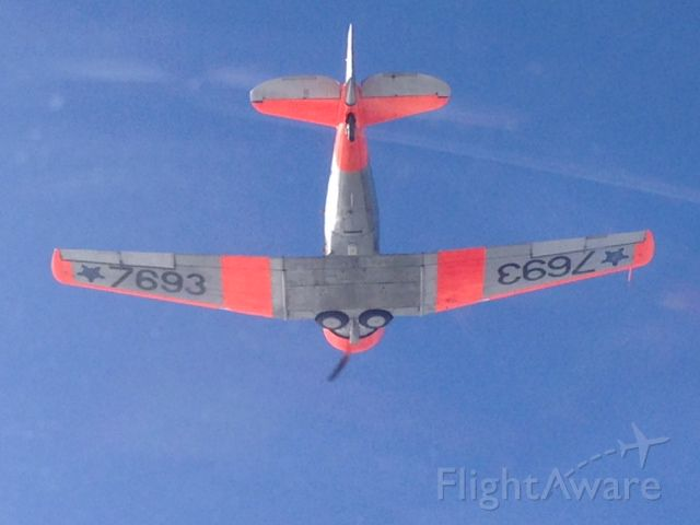N7693Z — - On our way to Dubuque IA July 2014