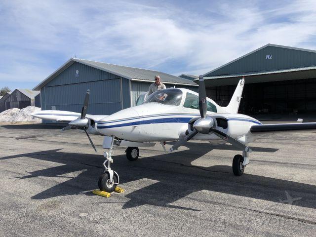 Cessna 310 (N91EH)