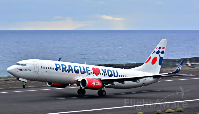 Airbus A320 (OK-TVX)