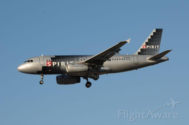 Airbus A319 (N514NK)