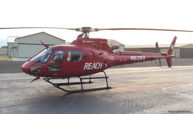 Eurocopter EC-635 (N612RX)
