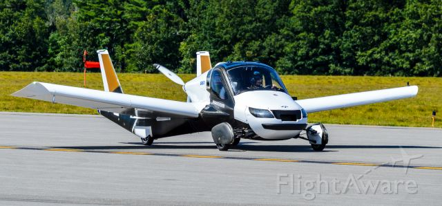 Experimental  (N305TF) - The second Terrafugia/Geely flying car built. N305TF pictured doing what appeared to be takeoff run testing/engine testing.<br />Shot with a Nikon D3200 w/ Nikkor 70-300mm<br />Best viewed in Full Size