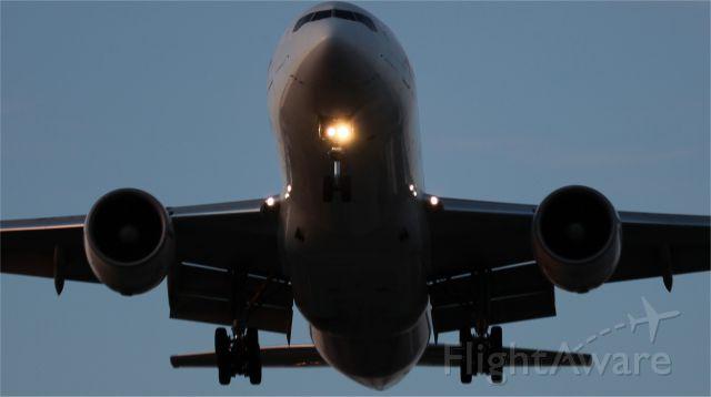 Airbus A330-300 — - Short final 24R