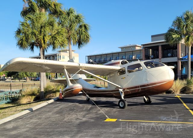 REPUBLIC Seabee — - Snapped Prior to Sun-N-Fun at America's Seaplane City