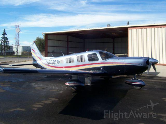 Piper Saratoga (N8087B)