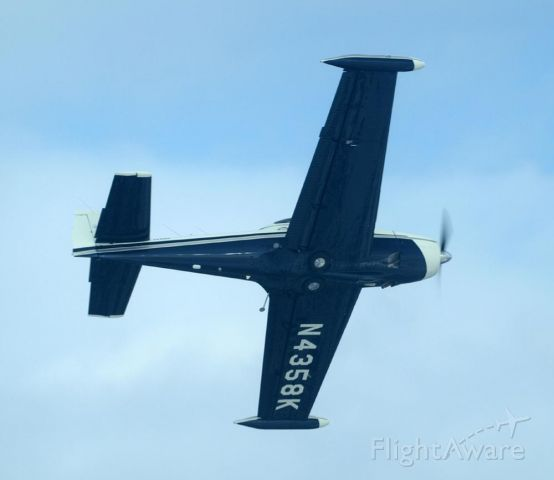 """North American Navion (N4358K) - Navion modified and updated by Sierra Hotel Aero Inc and Navion to """"F"""" model"""