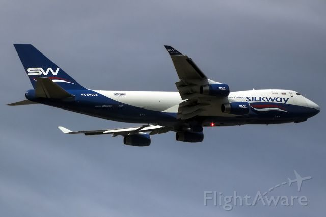 BOEING 747-8 (4KSW008)
