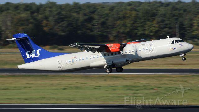 ATR ATR-72 (OY-JZG)