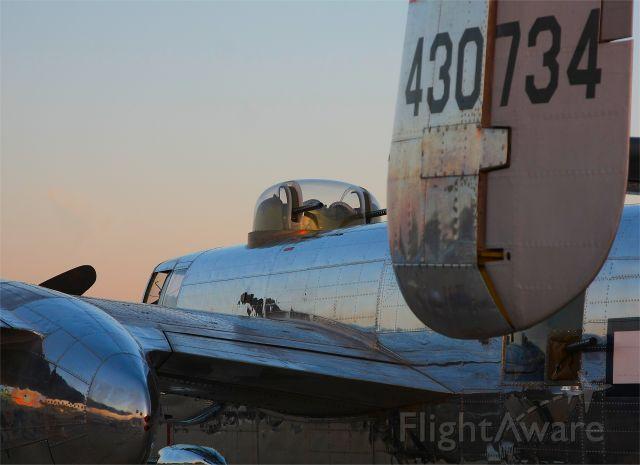 North American TB-25 Mitchell (N9079Z) - Portsmouth, NH Air Show