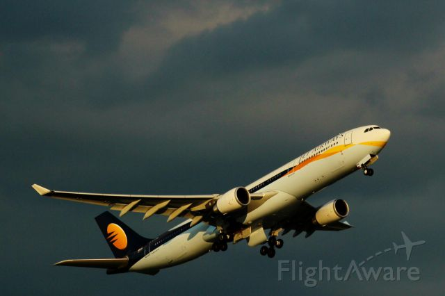 OE-LAW — - Departing YYZ last evening with the setting sun shining strong <br /><br />taylor57@sympatico.ca