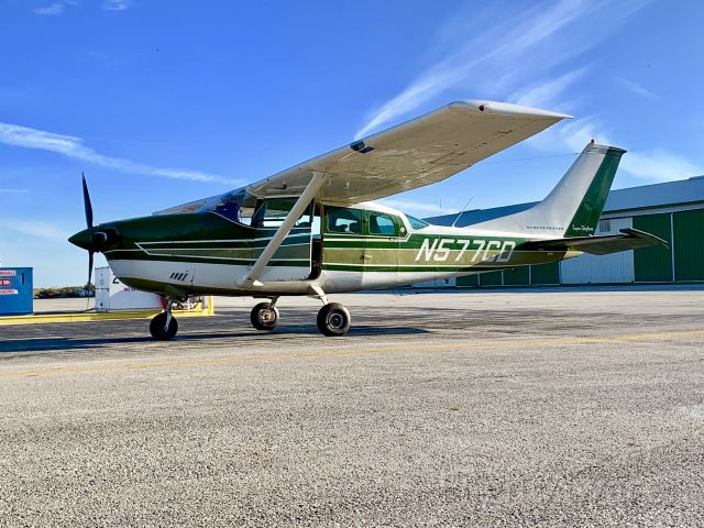 Cessna 206 Stationair (N577CD)
