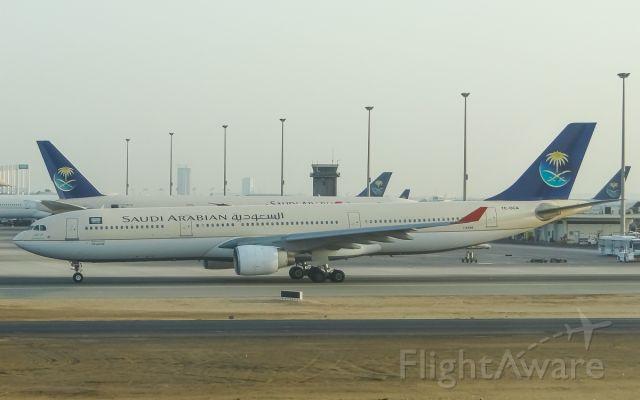 Airbus A330-300 (TC-OCA)