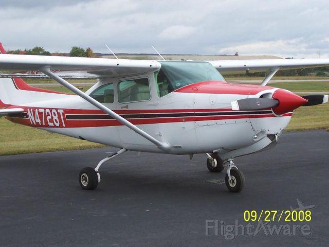 Cessna Skylane (N4728T)