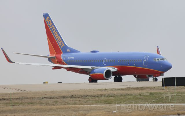 Boeing 737-700 (N272WN)