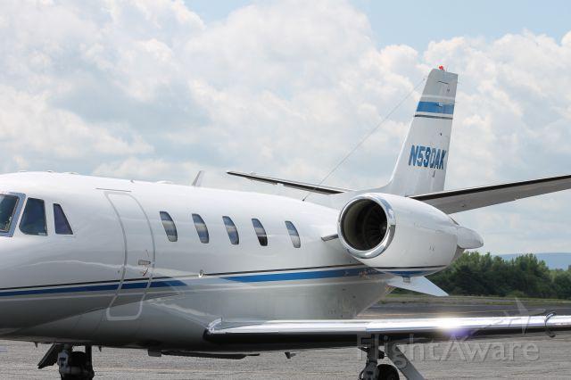 Cessna Citation Excel/XLS (N590AK)