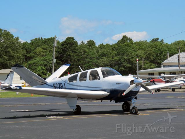 Beechcraft 35 Bonanza (N77BJ)