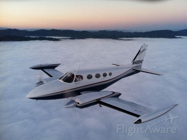 Cessna 340 (N400HC)