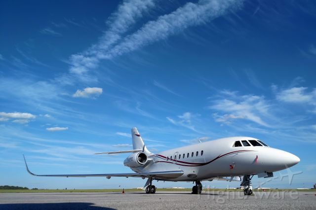 Dassault Falcon 2000 (N48FB)