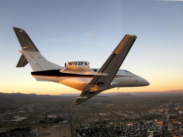 Embraer Phenom 100 (N102PA)