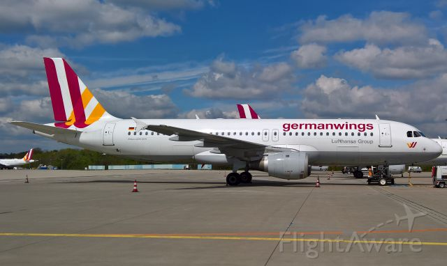 Airbus A320 (D-AIPW)