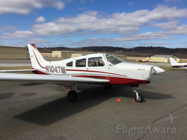 Piper Cherokee (N1047M)