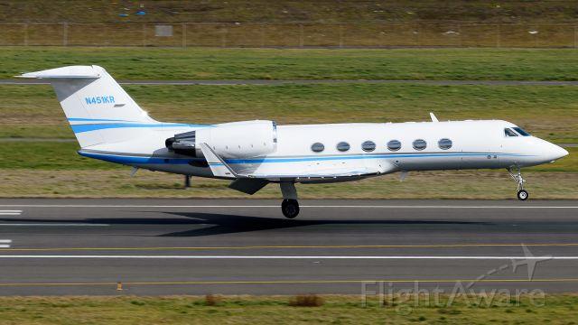 Gulfstream Aerospace Gulfstream IV (N451KR)