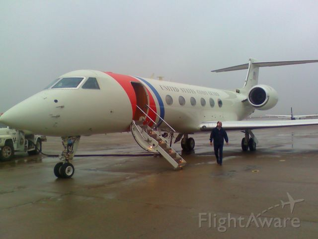 Gulfstream Aerospace Gulfstream V — - United States Coast Guard G5