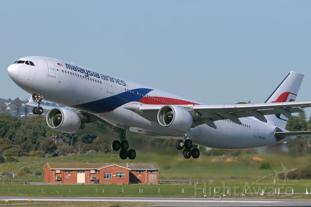 Airbus A330-300 (9M-MTD) - Departing off Rw 05, Adelaide, South Australia, July 24, 2020.