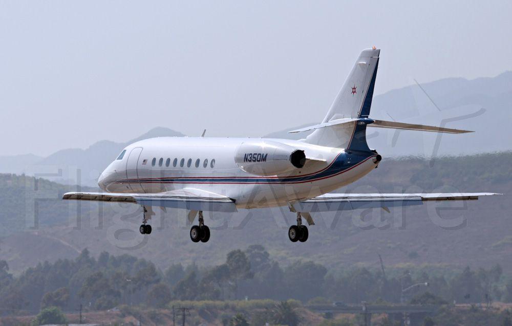 Dassault Falcon 2000 (N350M)