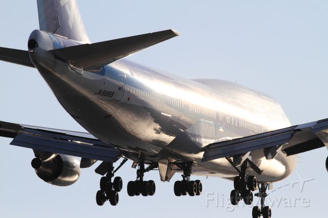 Boeing 747-200 (JA8966)