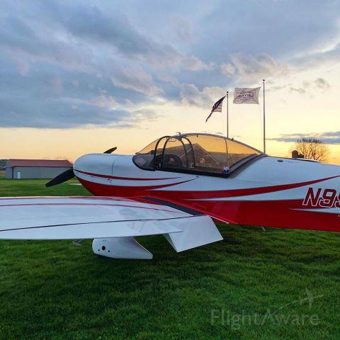 N99KB — - Keller Bros. Airport
