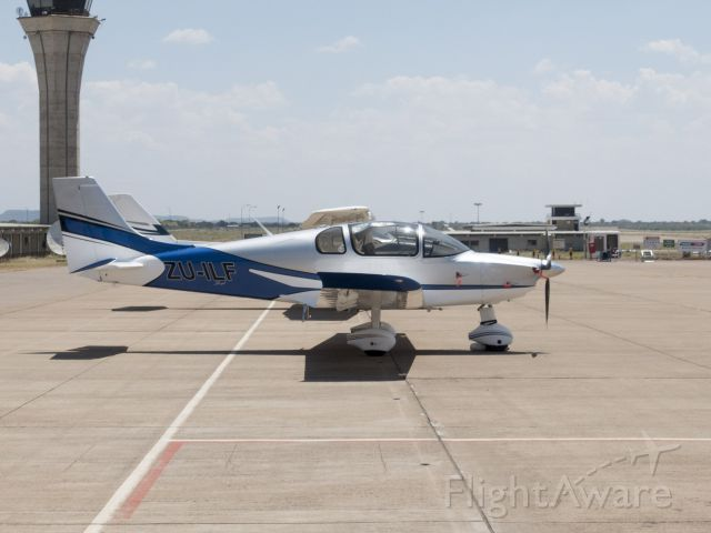 ZU-ILF — - A Sling aircraft at the Gaborone airport, Botswana. 23 NOV 2017.